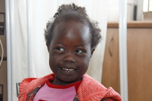 SAVE A SUDANESE REFUGEE'S HEART!