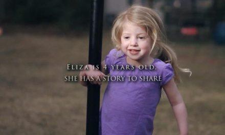 Eliza has Sanfillippo Syndrome-Type A