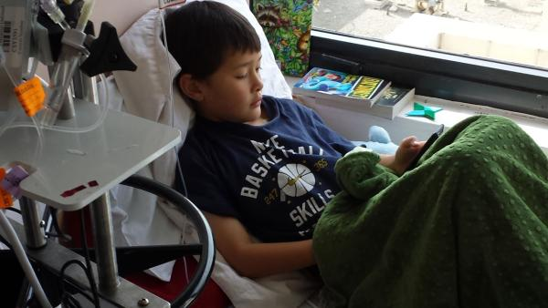 8-Year-Old has Leukemia – Will You Get Tested?