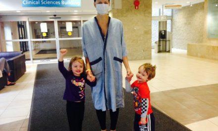 Mother of Twins has Leukemia!