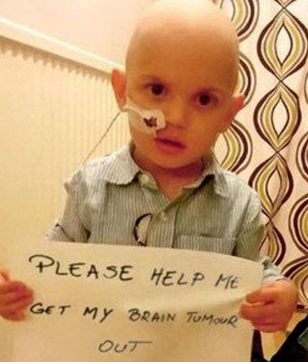 Two-year-old denied life-saving treatment because his