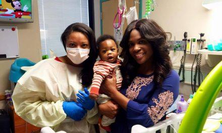 Baby has Wiskott-Aldrich syndrome