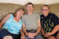 Mike Suffers from Alpha-1 Antitrypsin Deficiency,