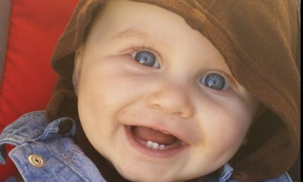 Baby Zane has Neuroblastoma