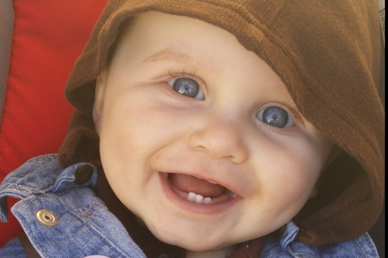 Baby Zane has Neuroblastoma