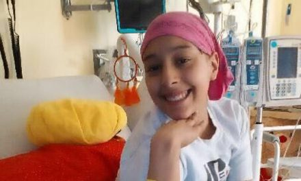 12-Year-Old has AML