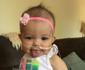 Baby Zoe Needs Liver Donor!