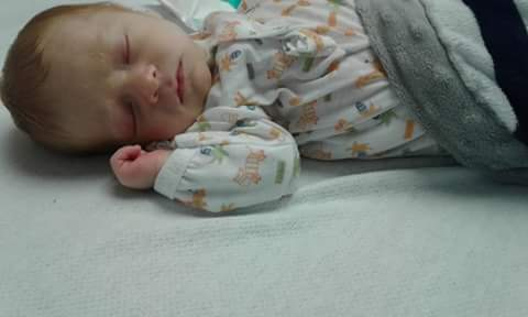 Baby only has 2 months to live unless…