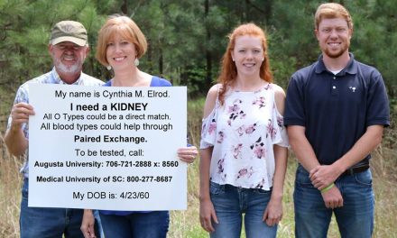 A Wife, a Mother Seeking Living Kidney Donor