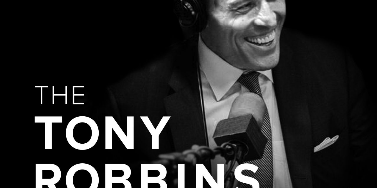 Tony Robbins features Save One Person in his holiday series on gratitude Podcast.