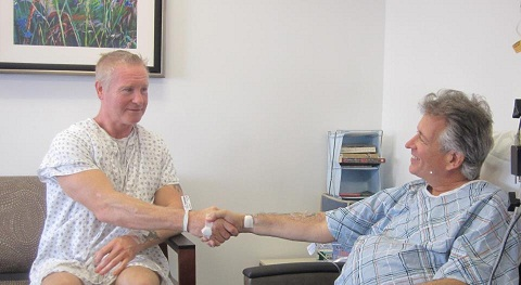 DONOR MATCH FOR DR. RONALD RICHMAN, MD