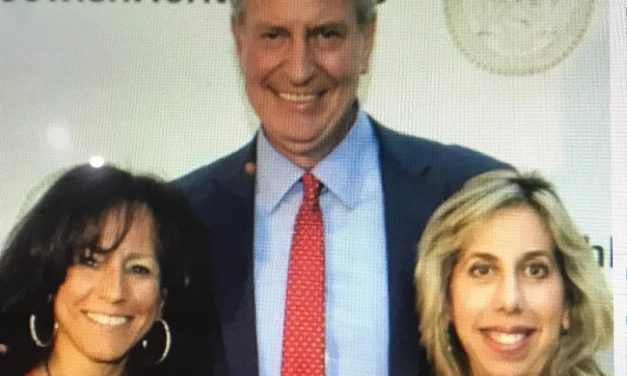 Mayor De Blasio Reaches Out to Connect Save One Person..