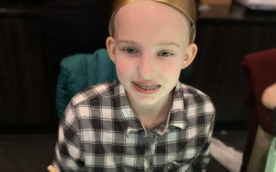 11-Year-Old Needs Living Liver Donor