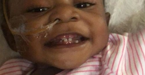 Baby Needs a Living Liver Donor!